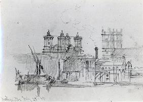 Sketch of Westminster