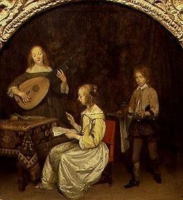 Song and lute game