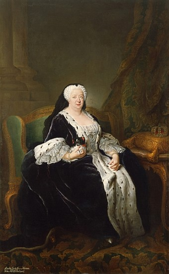 Queen Sophia Dorothea Of Hanover German School As Art