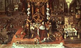 The Delivery of the Augsburg Confession, 25th June 1530