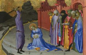 The Beheading of Saint Margaret