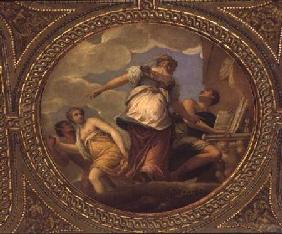 Allegory of Study (ceiling painting)