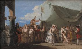 The Triumph of Pulcinella