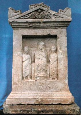 Funerary Sculpture