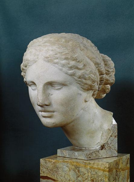 The Kauffmann Head, Head of Aphrodite