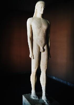 Cycladic Kouros, from Milos