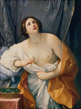 Cleopatra s Death / Ptg.by Guido Reni