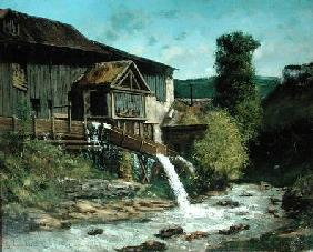 The Sawmill on the River Gauffre