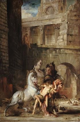 The horses of the Diomedes.