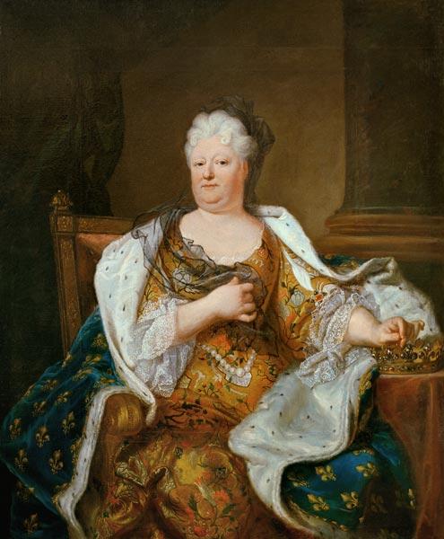 Briefe Liselotte Von Der Pfalz : Elizabeth charlotte princess palatine h rigaud as art
