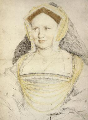 Portrait of the Lady Guildford.