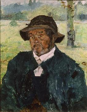 An Old Man, Celeyran