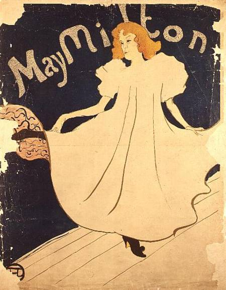 May Milton France Henri de ToulouseLautrec as art