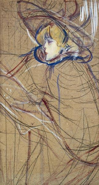 Profile of a Woman: Jane Avril