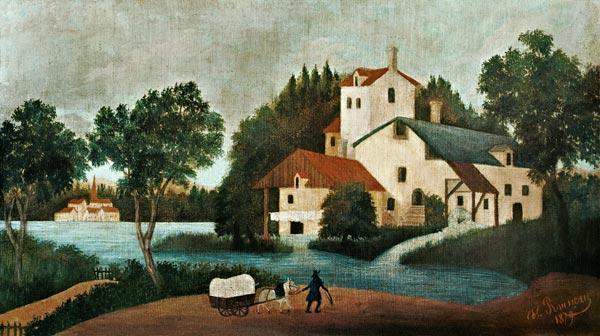 Mill vs. Rousseau