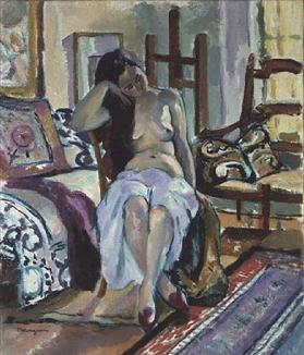Nude in an Interior, 1905