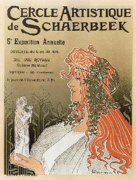 Artistic Club of Schaerbeek, 5th annual show