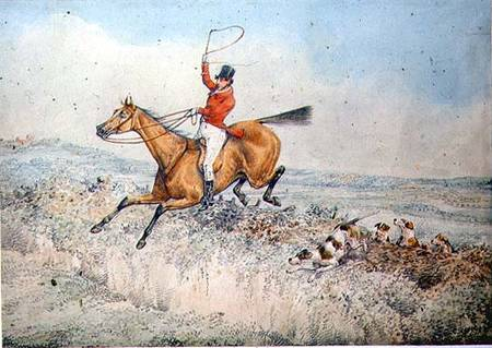 Image result for fox hunting print