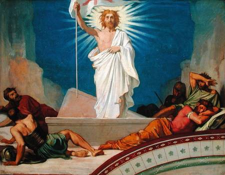 a discussion on the resurrection of christ