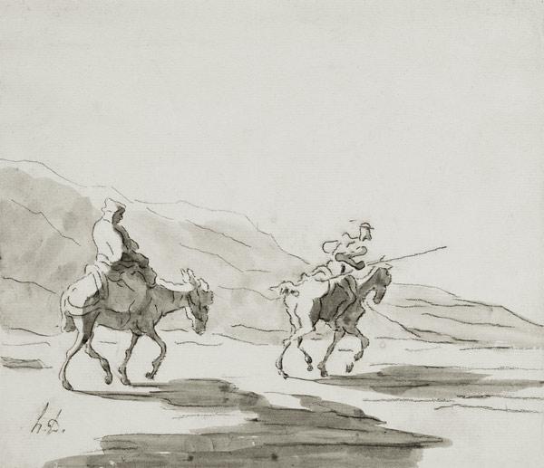 Don Quixote - Sancho Pansa Comparison Essay