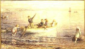 Children Boating
