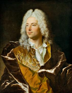 Portrait of the Chevalier Lucas Schaub of Basel
