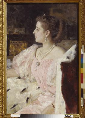 Portrait of Countess Nitalia Golovina