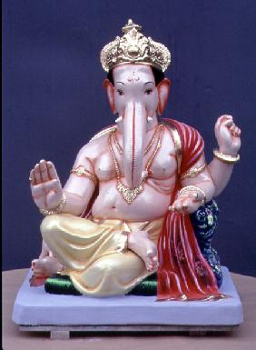 Ganesh, the Elephant God