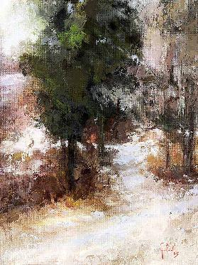 winter colors