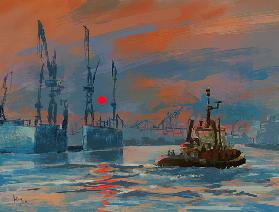 Hafenimpression