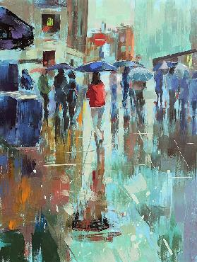 Rainy afternoon 2018