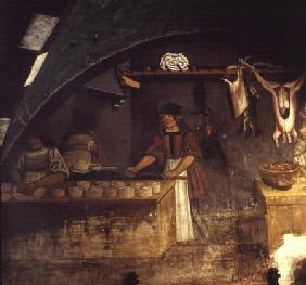 The Pie Maker (fresco)