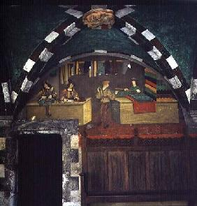 The Tailor's Shop (fresco)
