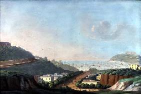 View of Naples from Capodi...