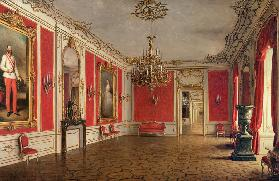 The Reception Room of the Hofburg Palace, Vienna