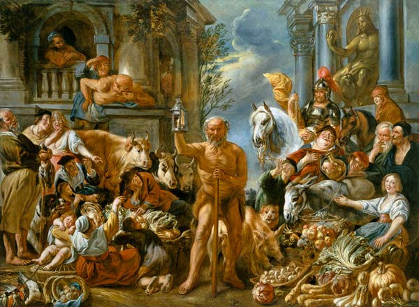 diogeneswalking diogenes search honest