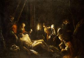 Burial of the Christ