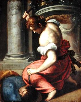The Death of Sisera