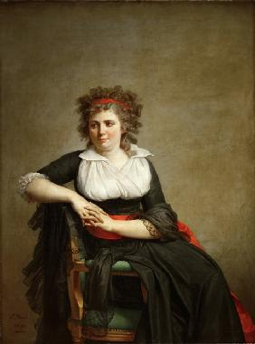 Robertine Tourteau, Marquise d'Orvilliers (1772-1862)
