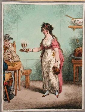 Mary of Buttermere, sketched from life in July 1800