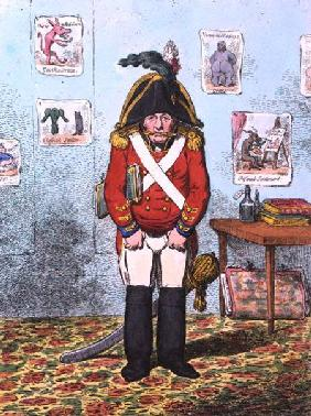 The Military Caricaturist