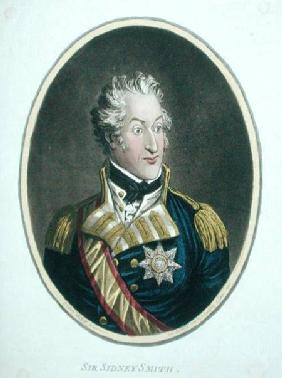 Sir Sidney Smith (1764-1840)