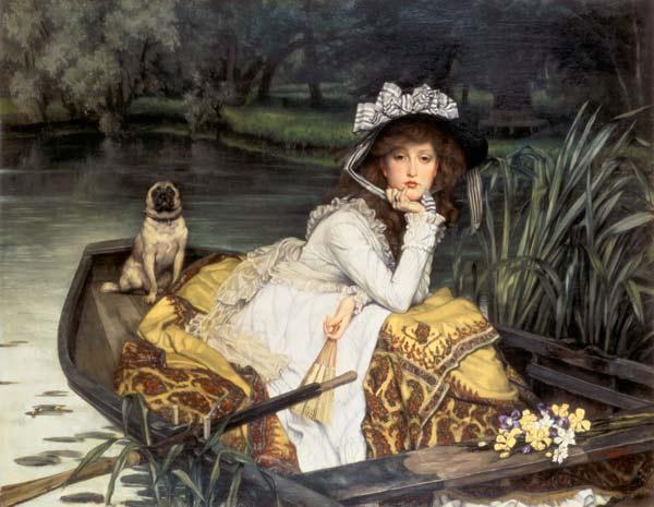 ¿Quién quiere jugar al gatarte? - Página 6 Woman_boat_tissot