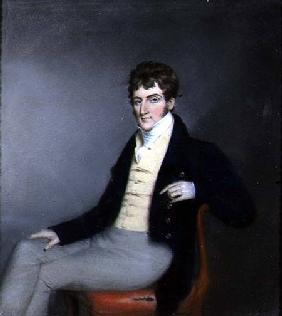 Portrait of a Gentleman in a Yellow Waistcoat