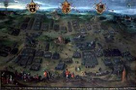 The Battle of Moncontour, 30 October 1569