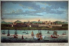 Madras, Fort St. George