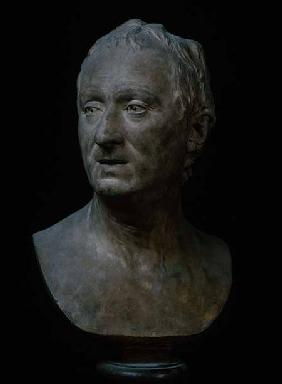 Bust of Denis Diderot (1713-84)