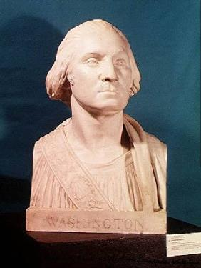 Bust of George Washington (1732-99)
