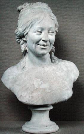 Bust of Madame Houdon