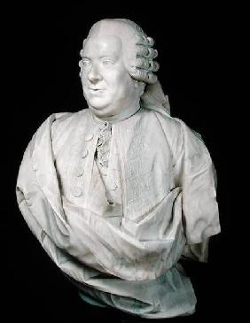 Bust of Nicolas Beaujon (1718-86)